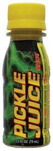 Pickle Juice Cramp