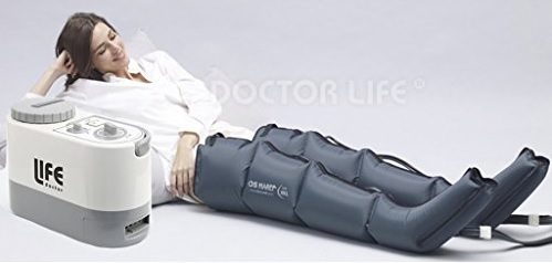 how to use doctor air stomach massager