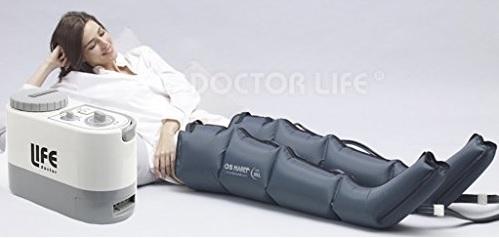 2ad6d8ef4c Dr Life V3, Intermittent Pneumatic Compression, leg massager, lymphedema  pump, pneumatic compression